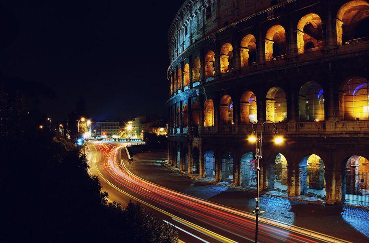 Roman Colosseum by Marcello Ceraulo on 500px