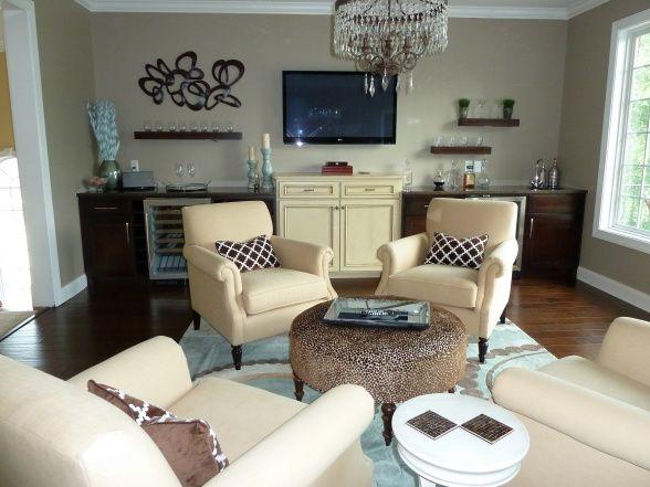 37 best alternative dining room ideas images on pinterest - Alternative uses for formal living room ...