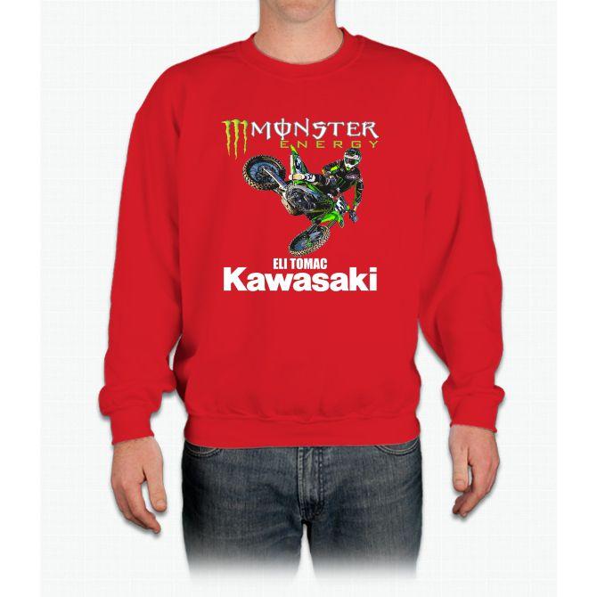 tomac #3 Crewneck Sweatshirt