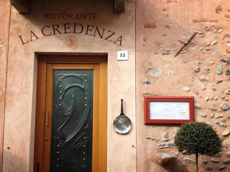 """Ristorante """"La Credenza"""" - San Maurizio Canavese (Torino)"""