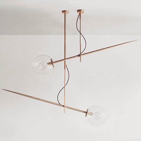 Hasta Lamp by Jan Garncarek Design