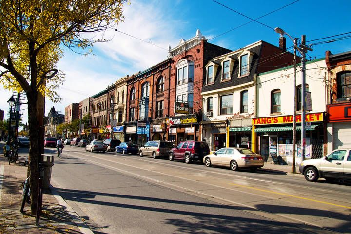 Toronto;s reputation for being a city of neighbourhoods has deep roots. A hundred years ago, many of the city's best known areas - Parkdale, Leslie...