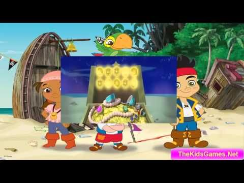 Jake and the NeverLand Pirates ـ ''Night Of The Golden Pumpkin'' Full Ep...