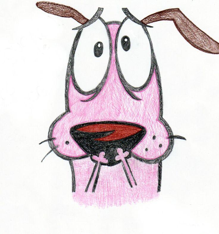 tv show cartoon characters art