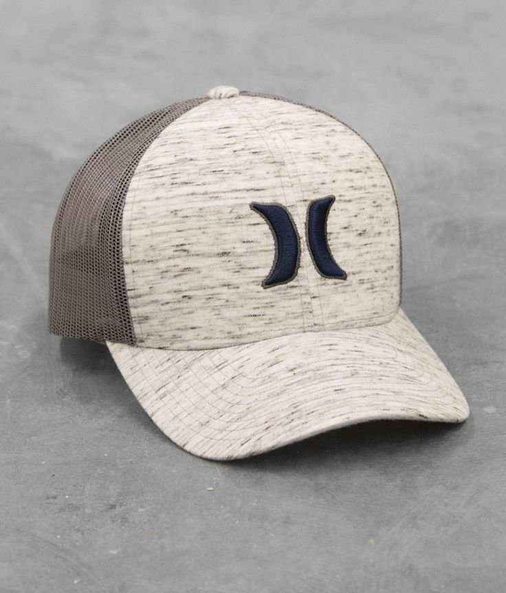 Hurley Harbor Blends Trucker Hat - Men's Hats | Buckle