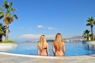 I love Lav (Le Méridien Split resort), a dream romantic getaway
