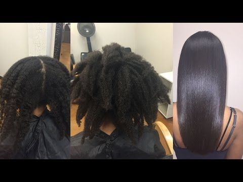 How To Wash Blow Dry And Straighten Super Short Natural Hair Short Natural Hair Styles Natural Hair Styles Thick Hair Styles