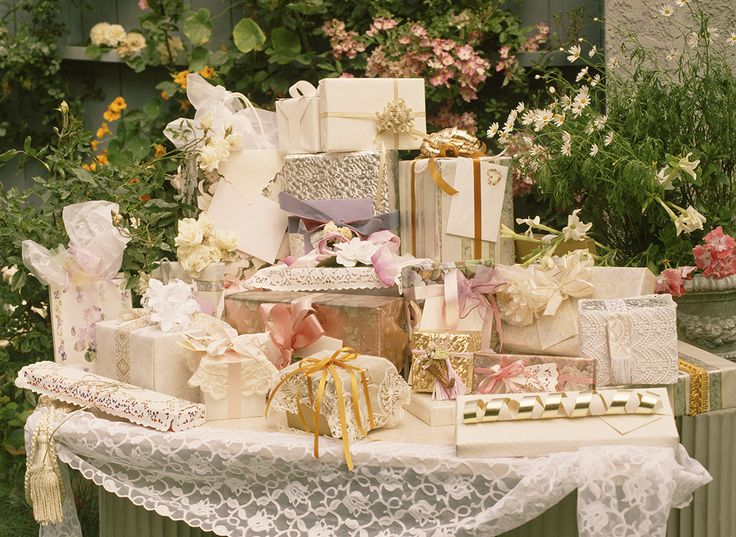 7 Of Your Most Pressing Wedding Gift Etiquette Questions Answered By None Other Than Lizzie Post