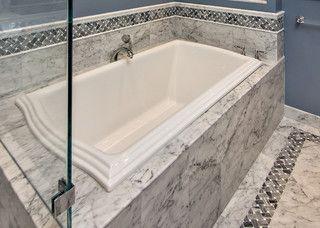 Toto Clayton Bath   Traditional   Bathtubs   San Francisco   By Bill Fry  Construction   Wm.