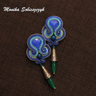 My soutache jewellery