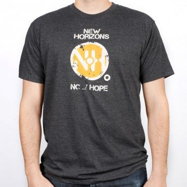 EA Gear - New Horizons Tee - Dead Space - Titles
