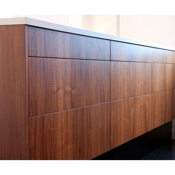 male ikea kjokken fronter  : Valn?tt fronter fra Studio10. Ikea slutter med faktum fronter, men ikke vi! #kitchen #kj?kken # ...