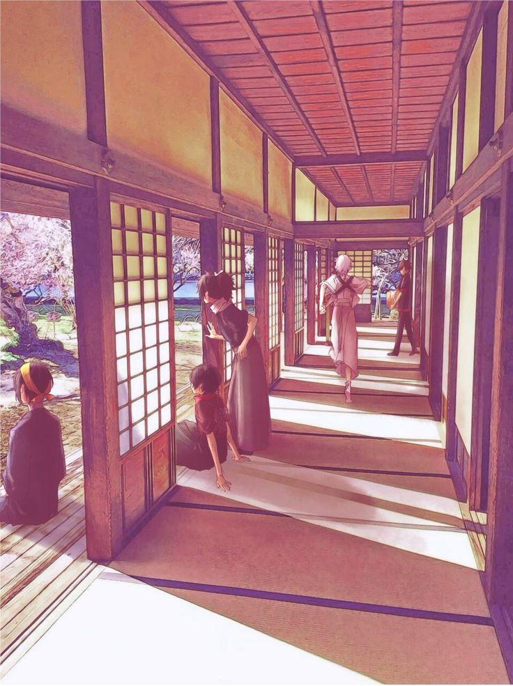 弘道館をアニメ画風にできるアプリで加工した画像が話題 : とうらぶnews【刀剣乱舞まとめ】