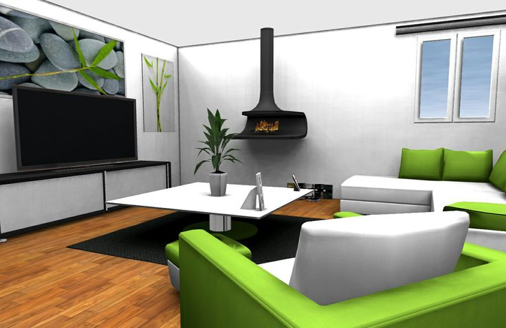 37 best homebyme rendering images on pinterest 3d - Free room layout software ...