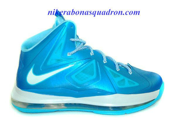 fd9250233cfe Buy Authentic Nike Lebron 10 X Sports Pack Crown Jewel. LeBron X Sport Shoes