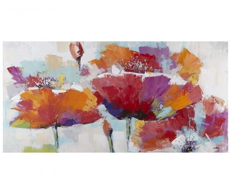 Amber Awe Festmény 70x140 cm