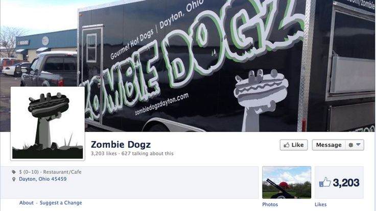A popular food truck business, Zombie Dogz, announced plans to open a new brick and mortar restaurant near the University of Dayton.