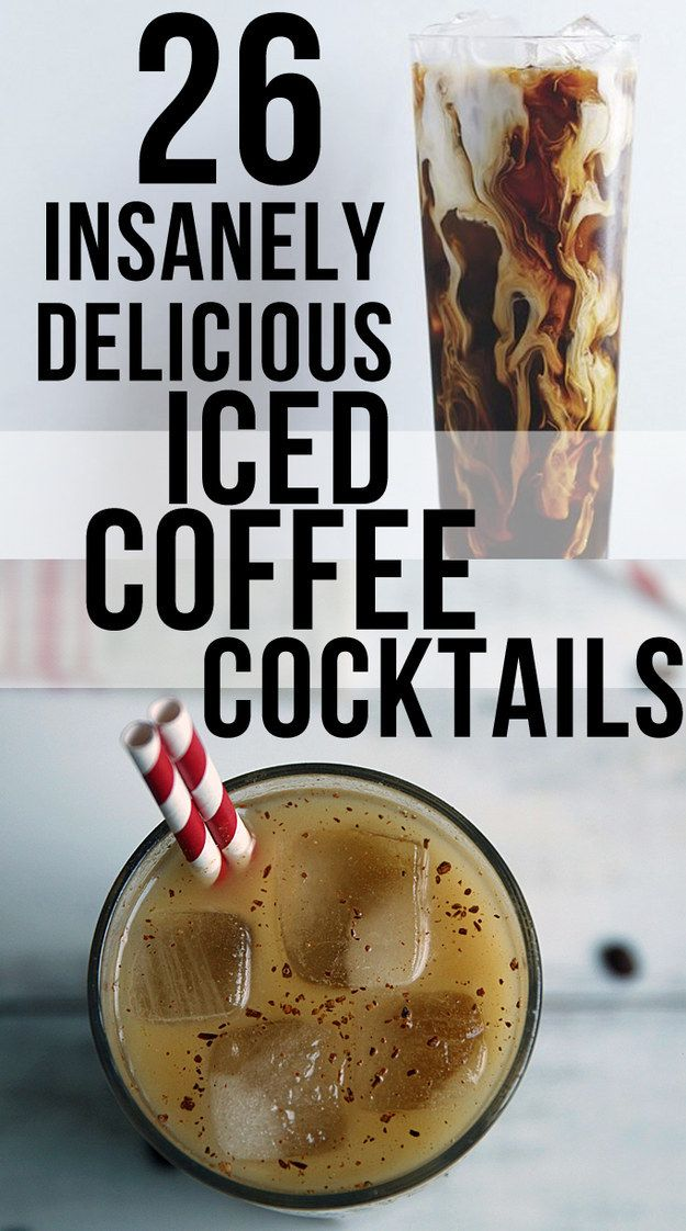 26 Coffee Cocktails That Will Put Hair On Your Chest