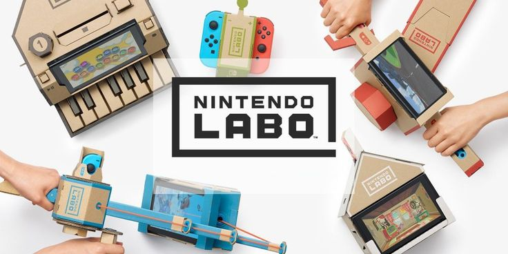 Tudo sobre as funcionalidades dos kits Nintendo Labo
