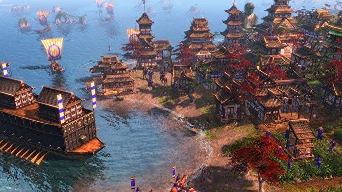 Following Up Last Year 8217 S Age Of Empires Ii Definitive