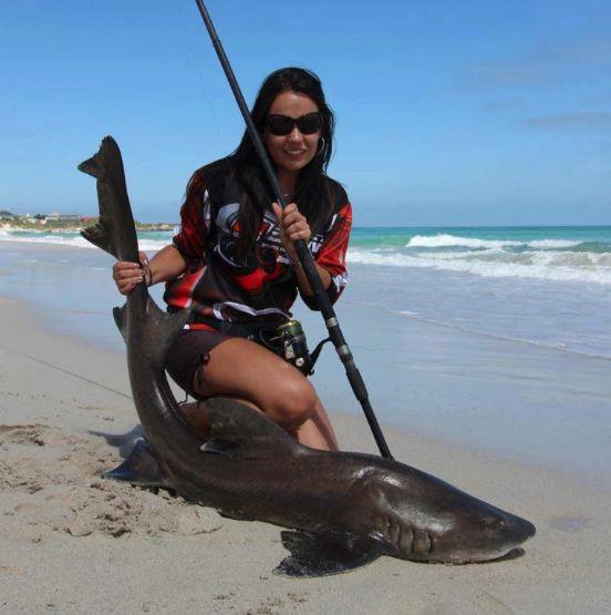 294 best images on pinterest fishing for Girls gone fishing