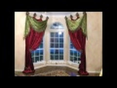how to install curtains on medallions by collection tuscan