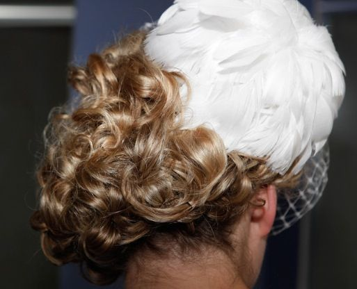 Wedding Hair by Liz Abrams of Invidia Salon, Michigan