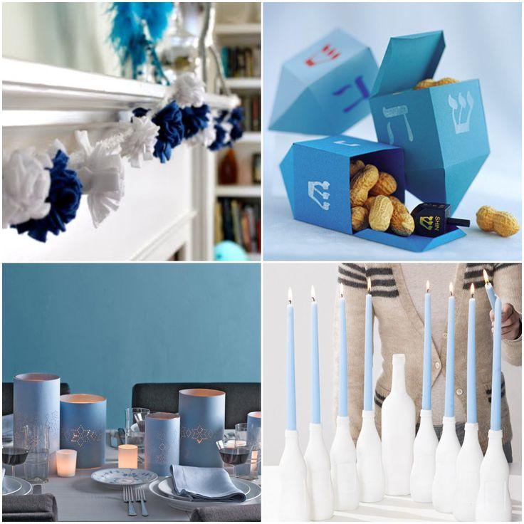 Hanukkah: Crafts Ideas, Diy Crafts, Art Ideas, Channukah Crafts, Diy Menorah, 25 Diy, Hanukkah Crafts, Chanukah Crafts, Hanukkah Ideas