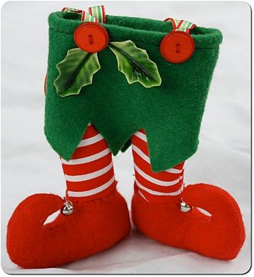 You've Been Elf'd Game...Stocking to Stuff full of Christmas Goodies