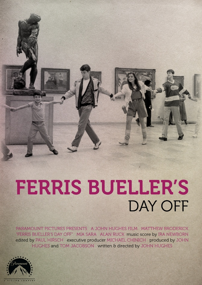 ferris bueller eighties trickster Comedy matthew broderick and jeffrey jones in ferris bueller's day off (1986)   cost his adversary, principle rooney, a year's wages back in the mid 80s.