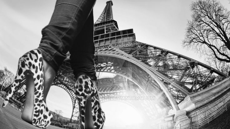 Paris by K4RLSWEDE on DeviantArt