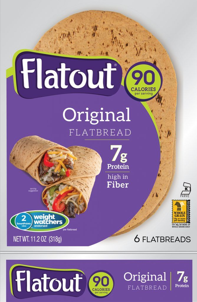 Flatout Pizza Nutrition Facts Pecan Nutrition Low Calorie Wraps