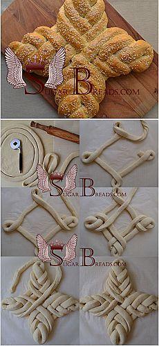 Easter bread (video) | Sugar & Breads in Russia
