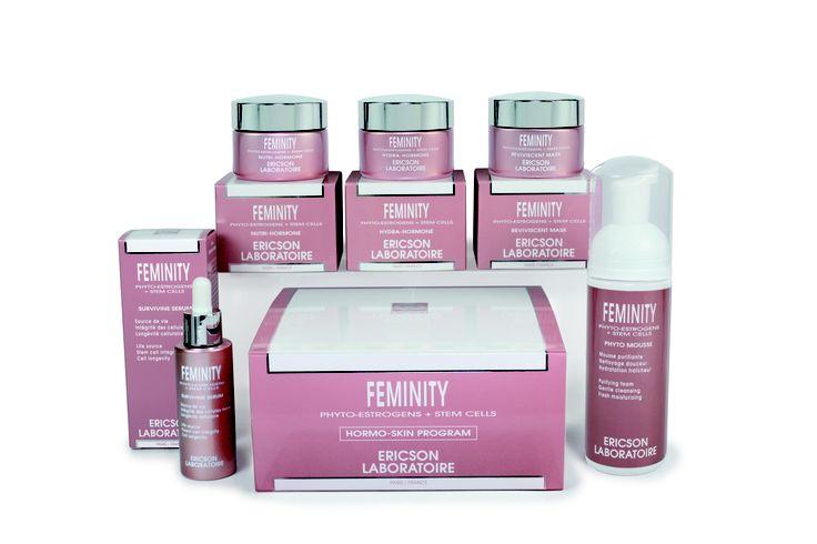 Retail Producten Feminity by Ericson Laboratoire