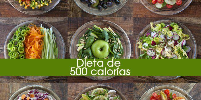 Dieta De 500 Calorías: Qué Comer (Dieta: 5:2)