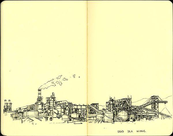 Line Drawing Jerusalem : Best line art images on pinterest landscape sketch
