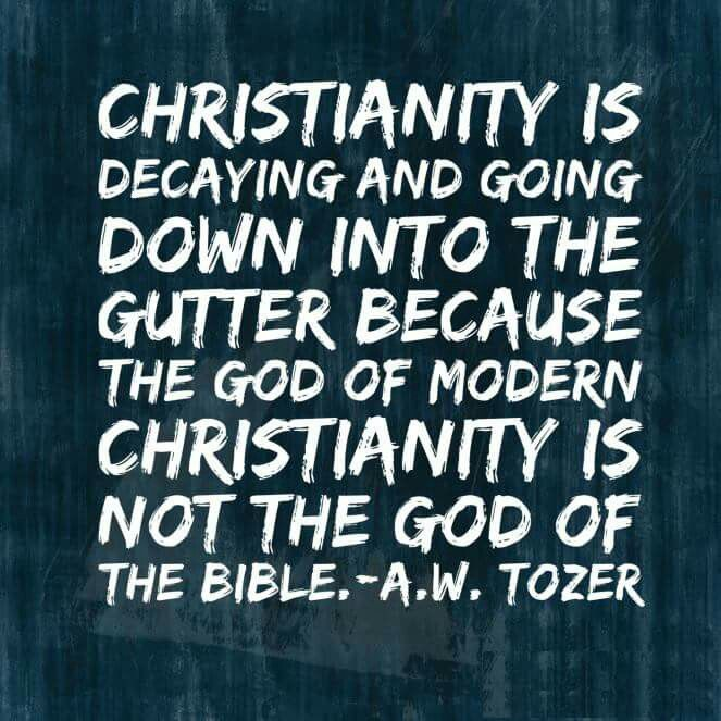 christian quotes | A.W. Tozer quotes | God