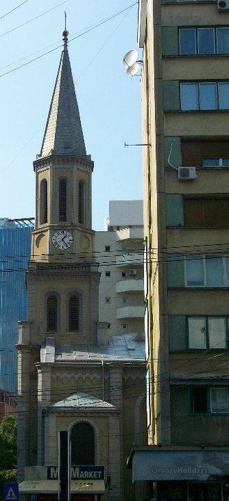 Bucharest - The Lutheran Church