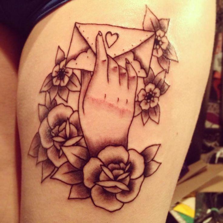 51 best vickilicious tattoo branding ideas images on pinterest cartas de amor letter tattoos. Black Bedroom Furniture Sets. Home Design Ideas