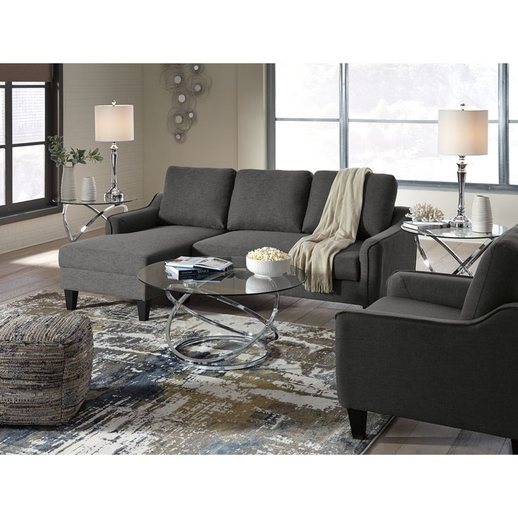 House Of Hampton Tommy Classic Nailhead Chesterfield 2 Piece Living Room Set Reviews Wayfair Chaise Sofa Living Room Sets Furniture