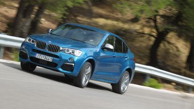 BMW X4 xDrive M40i by drive.gr