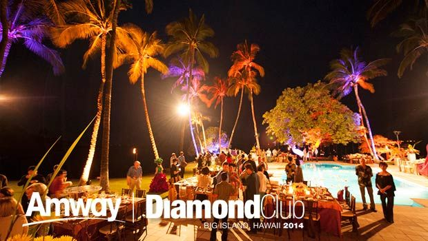 Amway Diamond Club - A Special Evening at the Sullivan Estate