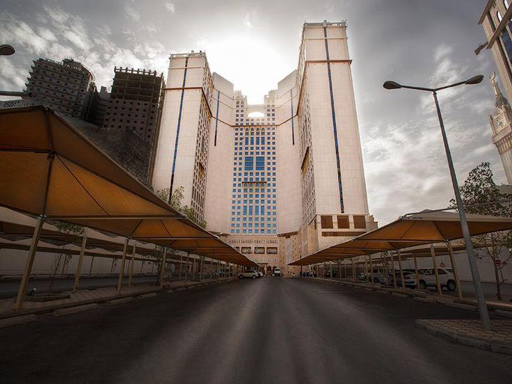 صباح الخير من فندق أنجم مكة Good morning from Anjum Hotel Makkah