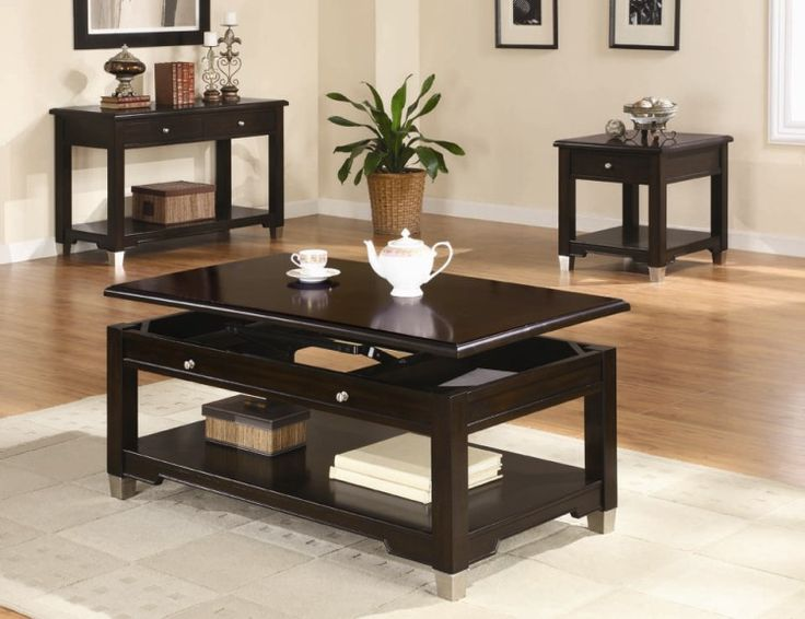 Top 10 Coffee Table Sets in 2018 – Coffee Table Sets Review