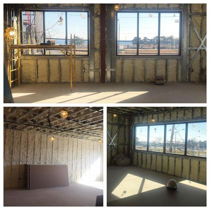 #OpenCell #Spray #Foam #Garage #Attic #Basement #Walls #ClosedCell #Insulation #HomeAdvisor #HomeImprovement #NewYork #Construction #EtFoamHome #LLC #Contractor #Licensed #Insured #EnergySaver #GoGreen #AirSeal #PolyurethaneFoam #Attic #SprayFoam #NYContractor #SaveEnergy #Demilec #Longisland #HeatLok #Follow #ContractorLife