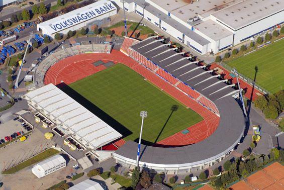 Größtes Fußballstadion In Deutschland