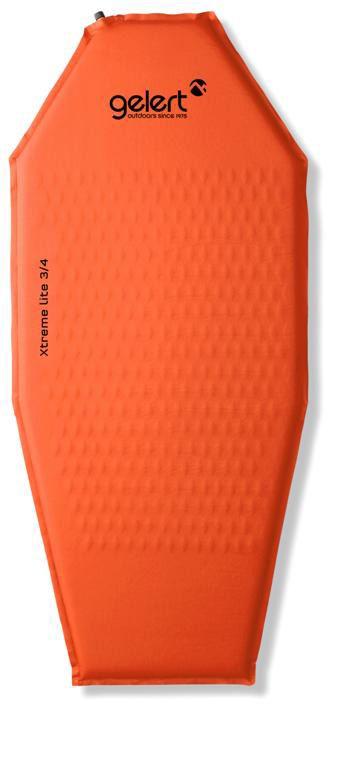 Gelert Isomatte X-Treme Lite 3/4 4 cm Dicke