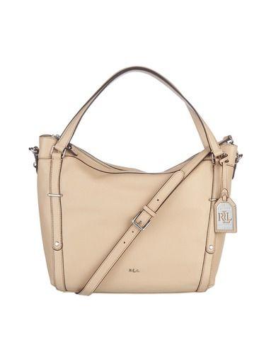 Felicity-nahkalaukku ja muut tyylikkäät Lauren Ralph Lauren -tuotteet löytyvät stockmann.com-verkkokaupasta. Tilaa suosikkilaukkusi!