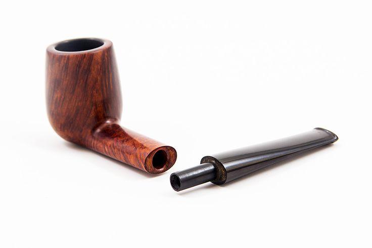 Купить курительную трубку ручной работы Ingo Garbe Smooth Billiard в интернет магазине с доставкой на дом