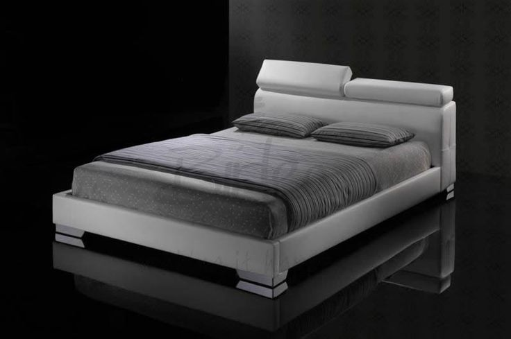 Signature 4ft 6 White Leather Head Rest Bed we have on Furniture Style. http://www.furniturestyleonline.co.uk/Signature-4ft-6-White-Leather-Head-Rest-Bed.html